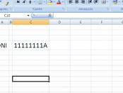 Validar letra DNI en Excel